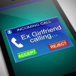 If she were to call you sometime, do you know what to say to your ex-girlfriend to encourage her to renew her feelings towards you?