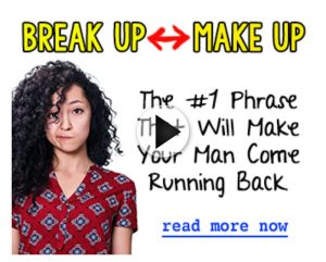 how to make a man running back to you image
