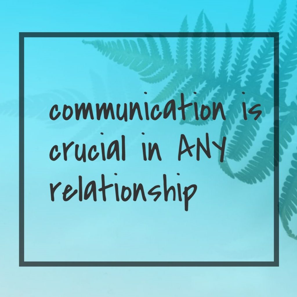 the importance of communicationa when you want your man to miss you